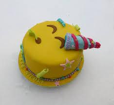 cakesophia party emoji cake