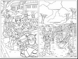 amazing coloring pages of super hero squad with super hero squad
