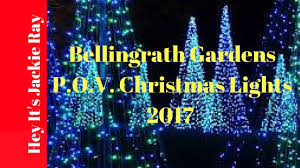 garvan gardens christmas lights 2017 bellingrath gardens p o v christmas lights 2017 youtube