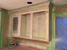 oak kitchen cabinet painting working with the grain castle