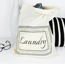 travel laundry bag images Home and travel laundry bag with personalised initials by weasel jpg