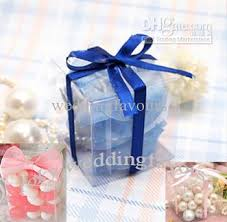 candy favor boxes wholesale frosted pvc box transparent clear pvc boxes favors for candy box