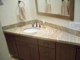 Bathroom Vanity Counters Bathroom Small Bathroom Interior Design With Brown Corner