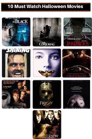 fun halloween movies