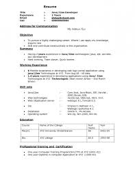 Sample Resume For Oracle Pl Sql Developer by Oracle J2ee Java Developer Resume Samples It Resume Format