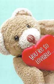 custom valentines day cards custom s day card sent for you you re so lovable