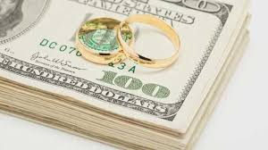 wedding band costs 20 from 20 20 20 ways to cut wedding costs abc news
