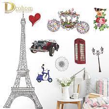 decoration theme paris eiffel tower decoration theme reviews online shopping eiffel