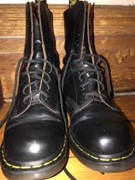 s boots made in dr martens s boots made in leather 10 uk 8 us 9