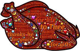 free illustration turkey fowl thanksgiving thanks free image