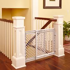 Banister Gate Adapter Stairway Baby Gate Gates For Babies North States