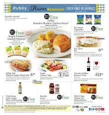 thanksgiving dinner publix page 2 bootsforcheaper