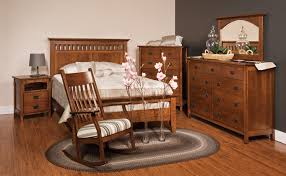 Impressive Arts And Crafts Style Chair Arts And Crafts Style - Arts and craft bedroom furniture