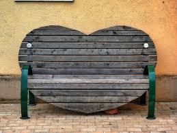 siege en forme de banc en forme de cœur banque photo gratuite sur pixabay