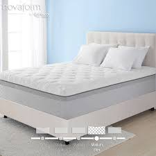 King Size Memory Foam Mattress Topper Novaform Comfort Grande Memory Foam Mattress Costco
