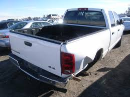 wrecked dodge trucks used 2003 dodge ram 1500 cab 4x4 4 7l v8 salvage parts