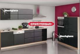 sconto küche express küchen küchenzeile schwarz hochglanz sconto sb ansehen