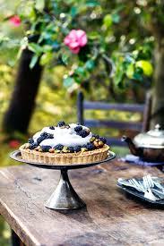 tea party blackberry tart annabelle breakey photography food