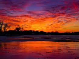 Sunset Orange by Nature Photography Sunrise And Sunset Photos Kranchev Photography