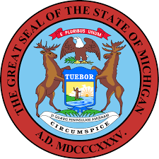 Map Of The State Of Michigan by Michigan Clipart Free Download Clip Art Free Clip Art On