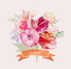 vector watercolor flowers free vector download 10 574 free vector