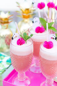 pink flamingo punch cocktail recipe flamingo beverage and