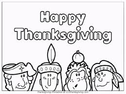 happy thanksgiving coloring pages zimeon me