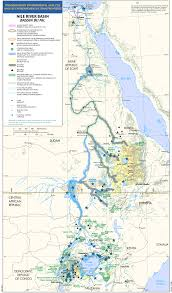 Congo River Map Map Index