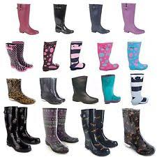 womens wellington boots size 9 festival wellies boots ebay