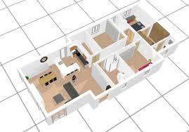 logiciel chambre 3d plan 3d en ligne maison écolo ecohouse plan