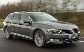 white volkswagen passat black rims volkswagen passat estate review worth the extra over a skoda superb