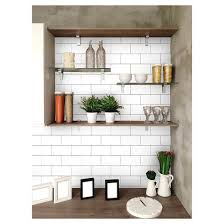 devine color textured subway tile peel u0026 stick wallpaper white