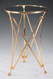 diy brass side table for under 20 a thoughtful place