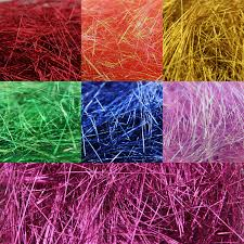 foil shreds ifavor123 0 25mm metallic iridescent foil tinsel angel hair