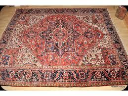 Antique Persian Rugs by Antique Persian Heriz Circa 1900 Elegantorientalrugs Com