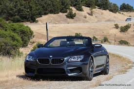 modified bmw m6 review 2012 bmw m6 convertible the truth about cars