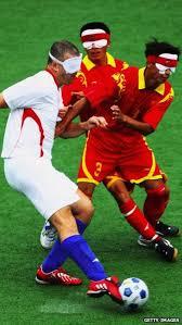 Paralympics Blind Football Why Paralympians Need U0027extreme Sports Medicine U0027 Bbc News