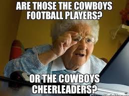 Memes Of 2014 - top ten dallas cowboys memes 2014 opening day season edition