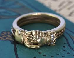 gimmel ring what the hell are gimmel rings the engagement ring bible