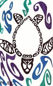 tribal sea turtle tattoo designs cool tattoos bonbaden