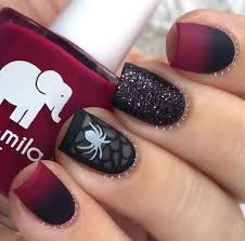 How To Decorate Nails At Home The 25 Best Halloween Nails Ideas On Pinterest Halloween Nail
