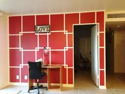 wonderful accent wall colors to make room look bigger home color