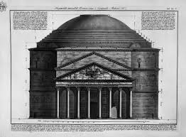 the pantheon rome u0027s architecture of the cosmos u2013 architecture revived