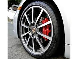 porsche oem wheels porsche 981 oem carrera classic ii wheels and tires with 1700