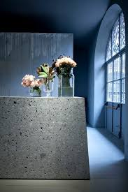 Concrete Reception Desk Pin By Siao On Material Marble Pinterest Interiors Marbles