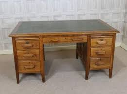 retro home office desk vintage office desk contemporary antique oak desks pretty design