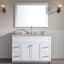 Kensington 60 Vanity Ariel Bathroom Vanities U0026 Vanity Cabinets Shop The Best Deals