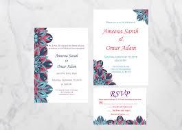 nikkah invitation modern nikah invitation beautiful nikah invitation nikah