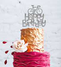 bicycle cake topper bicycle cake topper ebay