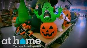 At Home The Home Decor Superstore At Home Decor Halloween 2016 Youtube